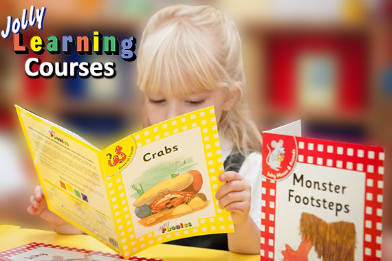 Jolly Learning Courses